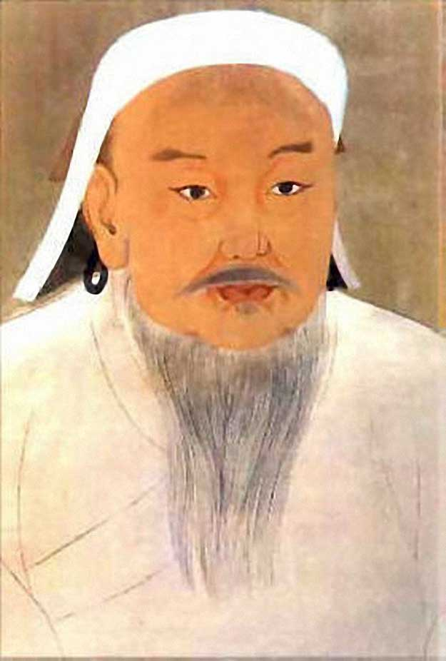 an analysis of the character of chingiz khan in the secret history of the mongols An archeological team in northeastern mongolia announced this month they may have found chingiz khan and the mongols secret history of the mongols.