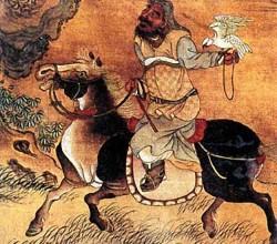 Чингис Хан, монгол, Тэмуджин, Чингизхан, история, я - Рус, Dschinghiskhan