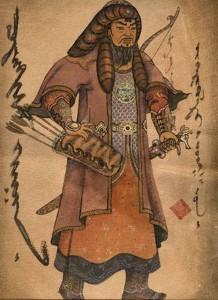 Чингис Хан, Тэмуджин, Dschinghiskhan, Чингизхан, история, я - Рус, монгол