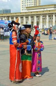 семья монголов, внешность, татаро-монголы, монголоиды, иго, Я — Рус