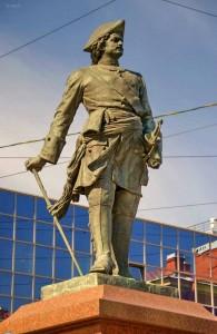 Петр Великий, памятник, император, фальсификациия истории, Пётр 1, реформы, Я - Рус