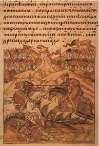Хан Батый, полководец, воевода Орды, Россия, сын Джучи, фальсификациия истории, Саин-хан, Я - Рус