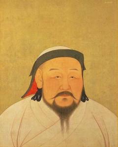 Хан Кублай, монголоид, монгол, внук Чингис Хана, великий обман, ja-rus