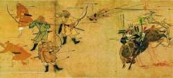 Хан Кублай, внук Чингис Хана, военный поход на Японию, монголы, Армия Великой Тартарии, ja-rus