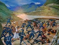 бунт санталов, Восточная война, Россия, французская революция, Белые, Красные, Гражданская война, Я - Рус!
