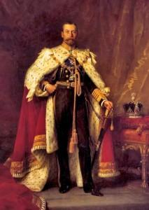 Георг пятый, генеалогия, император России, немецкая оккупация
