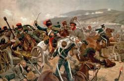 Крымская война, Русь, оккупация, Государственная Армия Конде, Ангелы Карусы