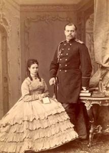 великий князь Александр Александрович, невеста, датская принцесса Дагмар, 1866 год, история