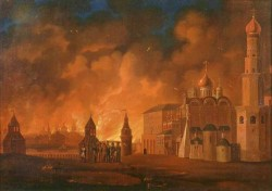 пожар в Мефкарусе, Русь, оккупация, история, измена казаков, летопись