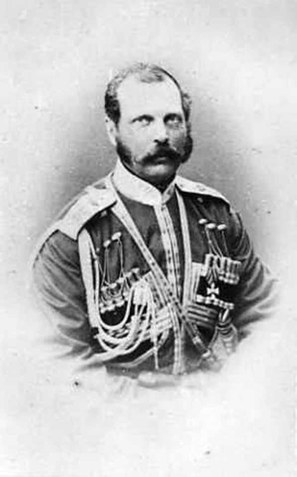 Малороссийский польский еврей Гольштейн, красный капрал прусской гвардии Фридриха Гогенцоллерна, Французская революция