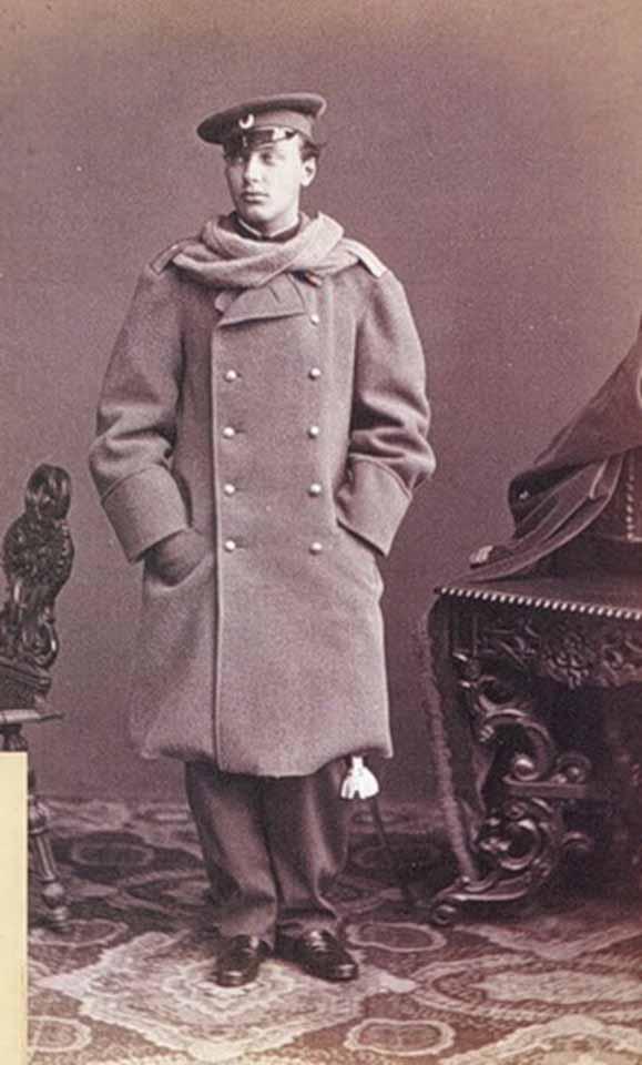 Цесаревич Николай Александрович, сын Александра 2 Гольштейн, Русь, оккупация, летопись, история