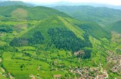 боснийские пирамиды, энергетические установки, запрещённая история