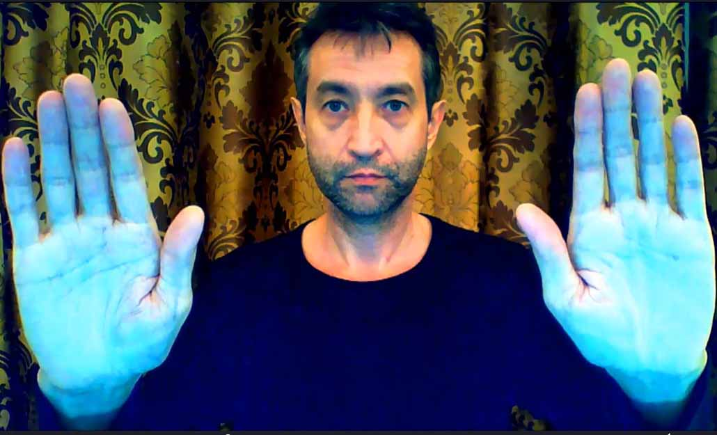 Игорь Ткаченко, персональный оздоровительный видеосеанс, самостоятельное исцеление
