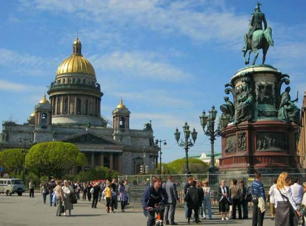 Исаакиевский собор – история или обман русов по-крупному