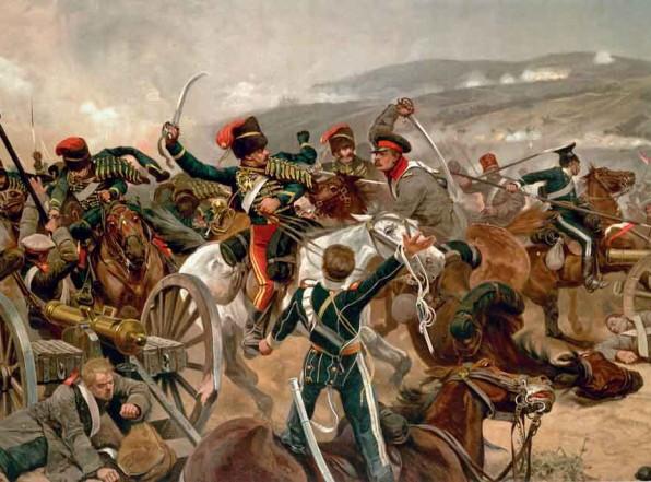Захват России и первые итоги французской революции. 1858 год