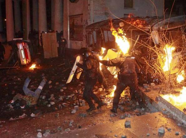 Евромайдан. Интервенция в Украину. Следующая Россия