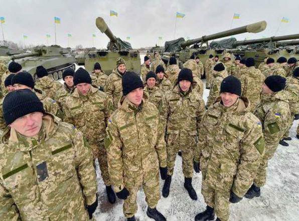 Украина це вильна Европа, но только если есть справка из военкомата. Мобилизация 2015
