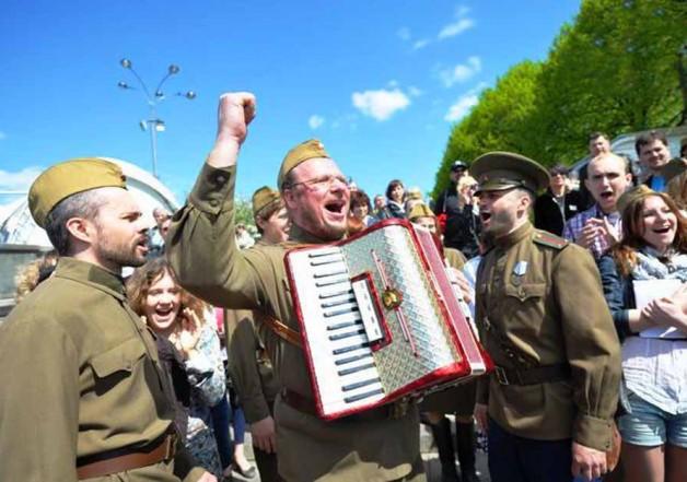 Песни Великой Отечественной Войны. Сборник