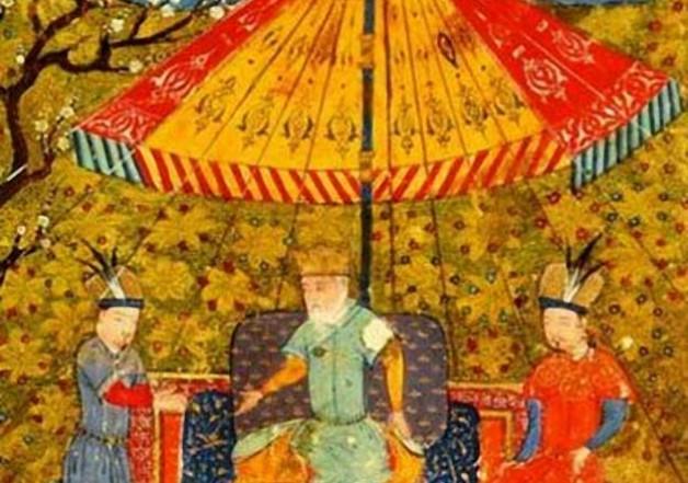 Чингисхан — «монгол» со славянской внешностью. Фальсификациия истории