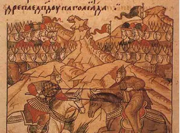 Хан Батый – воевода Орды — Армии Великой Тартарии. Фальсификация истории