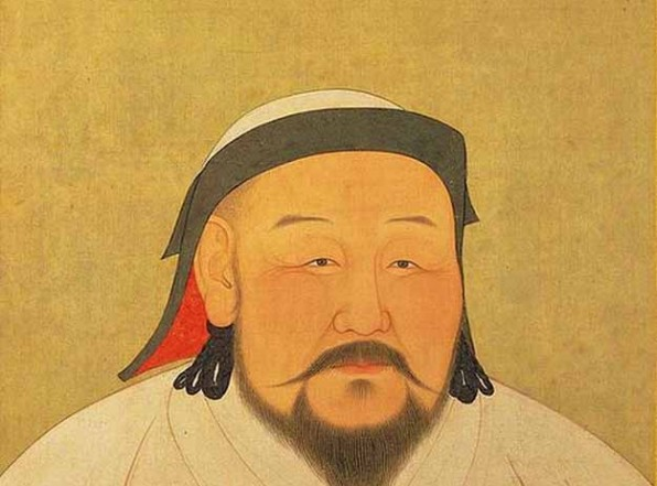 Хан Хубилай не монгол. Фальсификациия истории