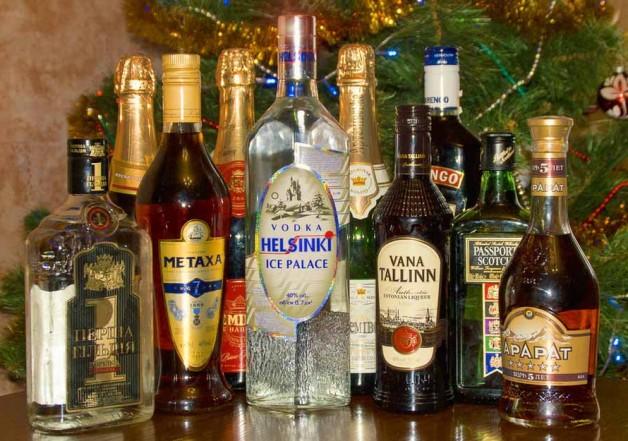 Потребление алкоголя в России убивает генофонд русов
