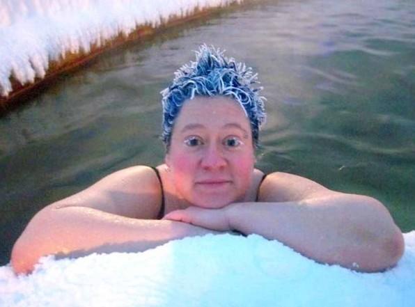 Крещенская вода и Космические силы. Чудо без религии